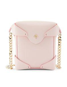 Light Pink Micro Pristine Box Bag