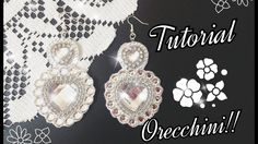 Tutorial orecchini!!Tutorial earrings!!!