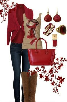 Fall outfit love it