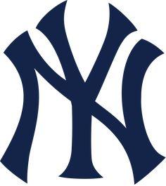 New York Yankees Logo NY transparent . Yankees Logo, Yankees News, New York Yankees Baseball, Yankees Fan, Tigers Baseball, Baseball Hat, Funny Baseball, Baseball Teams, Baseball Crafts