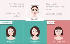 Round Face Shape
