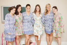 Bridesmaids gifts--love this idea