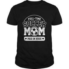 Paid In Hugs soccer tshirt