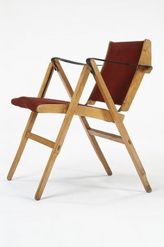 Marco Zanuso, Bridge Chair for Arflex, 1951.