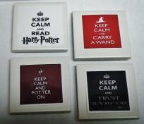 HARRY POTTER (Keep Calm) magnets
