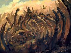 The Scavenger Cat by nuriko-kun (print image)