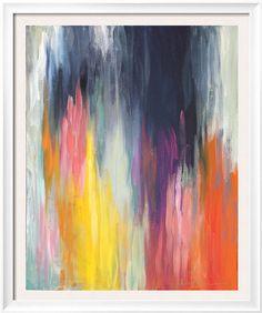 Moody  Fine Art Giclee Print 8x10 11x14 16x20 by ChrisLovesJulia