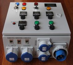My Aussie Electric Brewery Build (Control Panel)