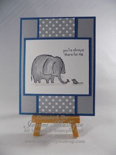Using the Love You Lots Hostess set from the Stampin' Up! 2016-2017 Annual Catalog - Created by Joanne Mulligan, Independent Stampin' Up! Demonstrator