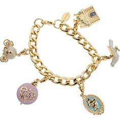 Disney Couture Cinderella Charm Collection Gift...