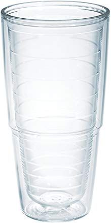 6bc6e429d6f Tervis 1001839 Clear   Colorful Insulated Tumbler 24oz