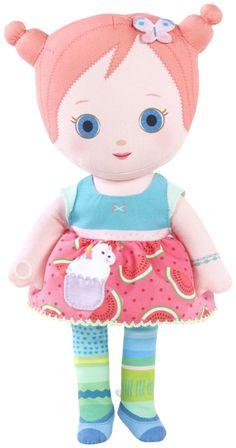 Mooshka Tots Doll - Karia $13