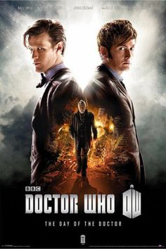 Doctor Who (Day of the Doctor) Prints - AllPosters.co.uk