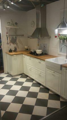 Metod Bodbyn Kitchen White IKEA Groningen