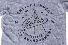 Enlightenment Womens T-Shirt  #poler #polerstuff #campvibes