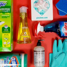 Enter to win the Ultimate Cleaning Kit ($50 Value). We're getting into the Holiday Spirit! 12 Days. 12 Amazing Giveaways.