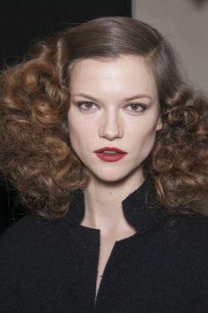 Love this look from Bottega Veneta at Milan