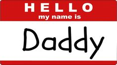 What's In A Name #parenting #daddy #mommy
