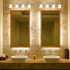 Bathroom Light Fixtures For Less