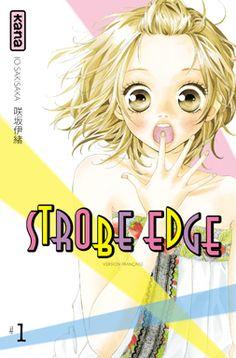 Ce manga m'a attiré par les illustrations japonaises. Il parle de la première histoire d'amour de Ninako. Anna