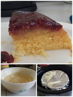 Steamed Jam Pudding |