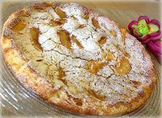 Torta di mele speciale | I dolci di zia Chicca Apple Recipes, My Recipes, Sweet Recipes, Cake Recipes, Dessert Recipes, Cooking Recipes, Favorite Recipes, Italian Cake, Italian Desserts