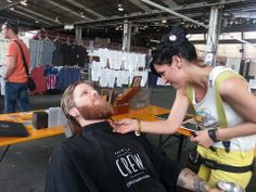 Beard !