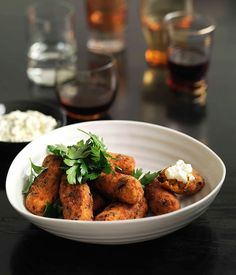 Australian Gourmet Traveller recipe for carrot and apricot croquettes with garlic and lemon ricotta by Shane Delia from Maha restaurant in Melbourne.