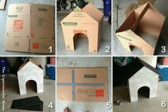 how to make a cardboard box dog house at theexperimentalho. - Cardboard Box , how to make a cardboard box dog house at theexperimentalho. how to make a cardboard box dog house at theexperimentalho. Snoopy Party, Snoopy Birthday, Puppy Birthday Parties, Dog Birthday, Birthday Ideas, Dogs Party, Puppy Party, Paw Patrol Party, Paw Patrol Birthday