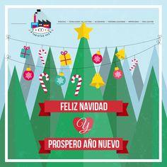Desde La Fabrica De Tarjetas Pvc queremos desearos a todos una Feliz Navidad y un Prospero Año Nuevo. Y que el 2016 venga repleto de salud, dinero y amor.❤ - lafabricadetarjetaspvc.com