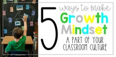 I learned about growth mindset a couple of years ago, and it completely changed the tone of my classroom. It's shaped how I view my...