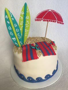 Bolo surf, cake surf, para Gemeos . Bolo de nozes recheado com doce de leite .... (11) 999523289 WhatsApp