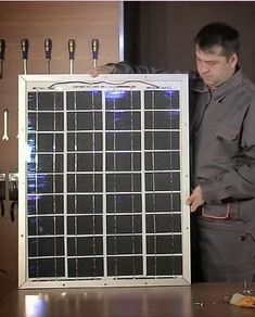 Solar Power : Create Your Own Electricity Using Homemade Solar Panels