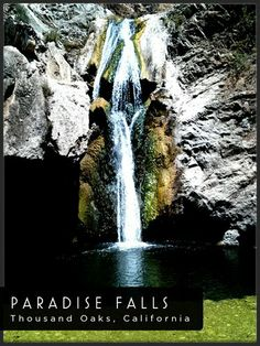 Bring some food and end your modest hike with lovely picnic at the falls. Paradise Falls Thousand Oaks, California, United States