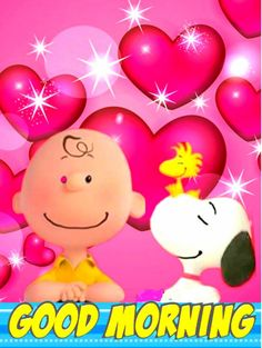 Good Morning Happy Friday, Good Morning Gif, Good Morning Quotes, Snoopy Quotes, Snoopy Love, Morning Greetings Quotes, Peanuts Gang, Start The Day, Woodstock