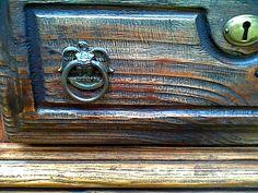 7 aged wood