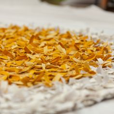Vandra Rugs    #yellow #texture   #rugs #craftmanship #custommade #bespoke #scandinaviandesign #homedecor #interior #cotton #heminredning #vandrarugs
