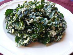 Imperfect & Fabulous: True Food Kitchen Kale Salad
