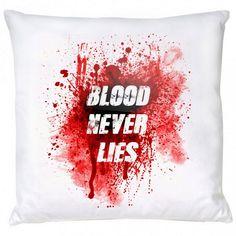 Stylotex Dekokissen Blood Never Lies