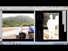 Cara menggabungkan photo { 2 } - Photoshop CS5