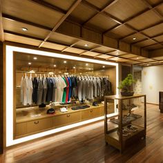 Retail Design | Shop Design | Fashion Store Interior Fashion Shops | Maison Kitsune, Tokyo