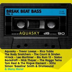Various Artists Breakbeat Bass, Vol. 4