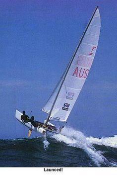 Sail strong