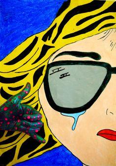 Pop Art - Joanna