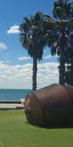Geelong Waterfront in Geelong, VIC