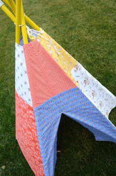 Play Teepee by Little Birds Boutique on Etsy.