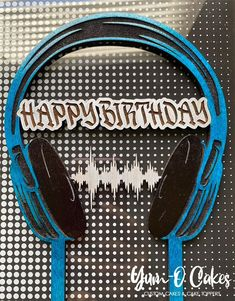 18th Birthday Cake For Guys, Happy Birthday Cake Topper, Custom Cake Toppers, Custom Cakes, Celebration Cakes, Things To Come, Etsy Shop, Make It Yourself, Check