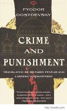'Suç ve Ceza' - Fyodor Mihayloviç Dostoyevski