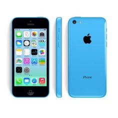 Apple iPhone 5c 8 Go Bleu, Reconditionné à neuf Fnac