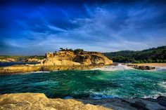 Amazing Klayar Beach, Pacitan | East Java - Indonesia    By: Dhikagraph